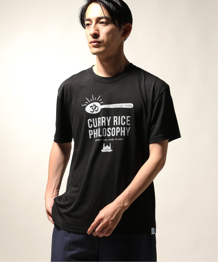 BAMBOO SHOOTS / バンブーシュート Curry Rice Philosophy Tee