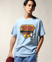 JOURNAL STANDARD relume Men's/TAGS WKGPTY/タグスワーキングパーティ―  Used Print Tee/502382763