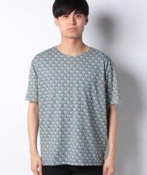 BENETTON (mens)/総柄プリント半袖Tシャツ・カットソー/502368439