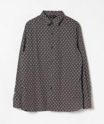 agnes b. HOMME/IBD0 CHEMISE ジオメトリックプリントシャツ/502368687