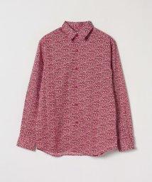 agnes b. HOMME/IBK4 CHEMISE フラワープリントシャツ/502368688