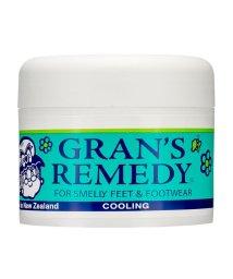 GRAN'S REMEDY/グランズレメディ フットパウダー クールミント 50g(並行輸入品)/502369080