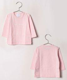 agnes b. ENFANT/SBR2 L TS メッセージTシャツ/502371632