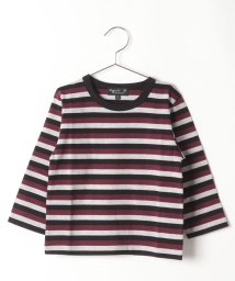agnes b. ENFANT/JV49 E TS ボーダーTシャツ/502375188