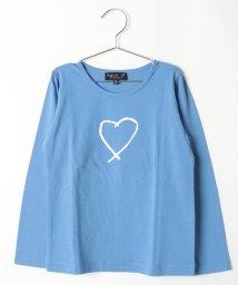 agnes b. ENFANT/SAE0 E TS サラエボハートTシャツ/502375191