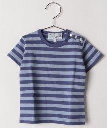 agnes b. ENFANT/J008 L TS ボーダーTシャツ/502375212