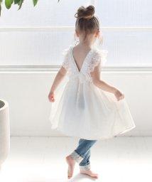 Rora/ホワイトデー エプロン ドレス/502377996