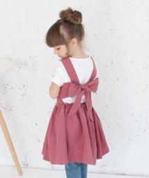 Rora/チェルシー エプロン ドレス(2color)/502377997