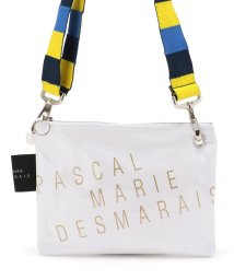 RoyalFlash/PASCAL MARIE DESMARAIS/パスカル マリエ デマレ/PVCショルダーバッグ/502383591