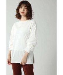 ROSE BUD/フォトプリントロングTシャツ/502383860