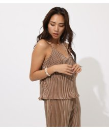 AZUL by moussy/AFRICAN STRIPE CAMISOLE/502383906