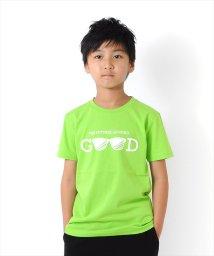 GLAZOS/接触冷感GOODロゴ半袖Tシャツ/502384343