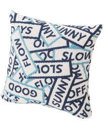 TIMELESS COMFORT/BLOCK MESSAGE CUSHION COVER 45×45/502386149