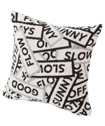 TIMELESS COMFORT/BLOCK MESSAGE CUSHION COVER 45×45/502386150