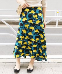 La TOTALITE/フラワーマーメイドスカート◆/502386465