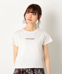 archives/ロゴ刺繍チビTee/502316287