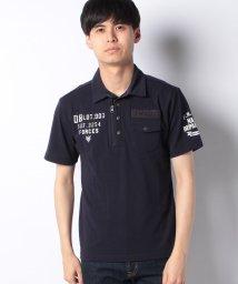 MARUKAWA/カノコ ミリタリー ポロシャツ/502354961
