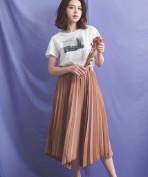 Noela/イレヘムプリーツスカート /502363540