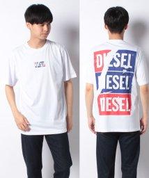 DIESEL/DIESEL(apparel) 00SDMQ 0EADQ 100 T-SHIRTS/502371203