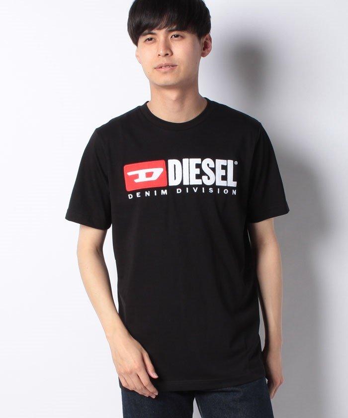 DIESEL(apparel) 00SH0I 0CATJ 900 T−SHIRTS