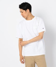 GLOSTER/【Champion/チャンピオン】T1011 ポケット付き US Tシャツ/502373689