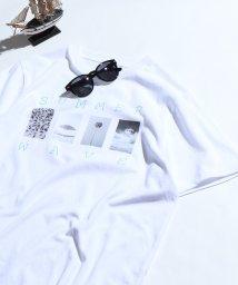 coen/【メンズ】SUMMER PHOTOプリントTシャツ/502376777