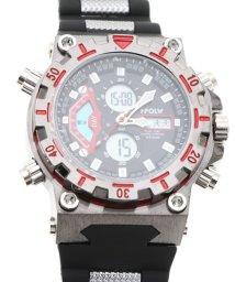 SP/【HPFS】アナデジ アナログ&デジタル腕時計 HPFS628-メンズ腕時計/502382666