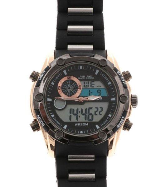 SP(エスピー)/【HPFS】アナデジ アナログ&デジタル腕時計 HPFS618A メンズ腕時計 デジアナ/WTHPFS618A