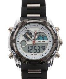 SP/【HPFS】アナデジ アナログ&デジタル腕時計 HPFS618A メンズ腕時計 デジアナ/502382667