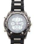 SP/【HPFS】アナデジ アナログ&デジタル腕時計 HPFS618B メンズ腕時計 デジアナ/502382668