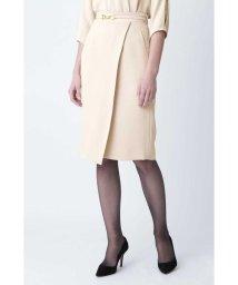 Pinky&Dianne/◆ビットベルト付ラップスカート/502383798