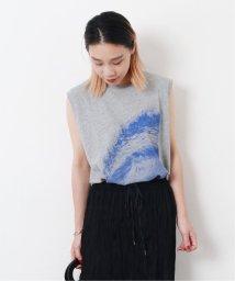 journal standard  L'essage /【6397/シックススリーナインセブン】*LESSAGE WAVE N/S TEE:Tシャツ◆/502387723