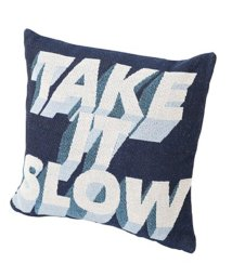 TIMELESS COMFORT/TAKE IT SLOW CUSHION COVER 45×45/502388034