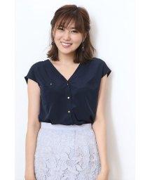 JUSGLITTY/とろみ抜けシャツ/502388203
