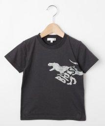 3can4on(Kids)/【コットン100%】【100cm~150cm】恐竜プリントTシャツ/502388445