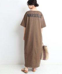 SLOBE IENA/MARSEILLE Tシャツワンピース◆/502388839