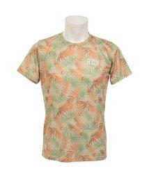 Number/ナンバー/メンズ/RUN リーフプリント ショートスリーブTシャツ/502389378