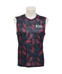 Number/ナンバー/メンズ/RUN リーフプリント ノースリーブTシャツ/502389380