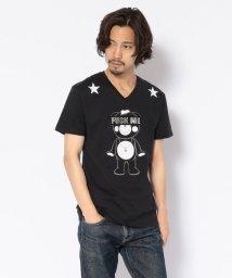 RoyalFlash/TANTA/タンタ/FUCK ME クリスタル Tシャツ/502390192