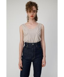 moussy/GEOMETRIC LACE トップス/502390556