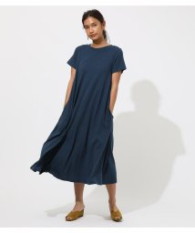 AZUL by moussy/CUT FLARE MAXI ONEPIECE/502390587