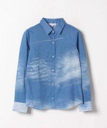 agnes b. FEMME/NQ80 CHEMISE フォトプリントシャツ/502370925