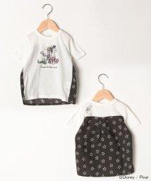 petit main/DISNEY/PIXAR TOY STORYデザイン 後ろ切り替えTシャツ/502376841