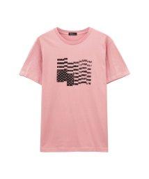 MAC HOUSE(men)/Real Standard プリントTシャツ 92-7230P-RJ/502391327