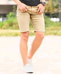 LUXSTYLE/5ポケットショートパンツ/ショートパンツ メンズ デニム ハーフパンツ/502392122
