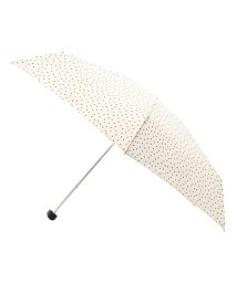 INDIVI/【晴雨兼用】ドット折り畳み傘/502392265