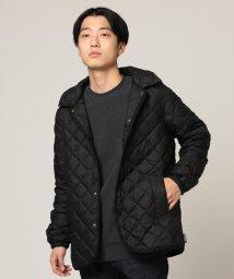 BEAMS MEN/Traditional Weatherwear × BEAMS / 別注 WAVERLY インナーダウン フーディー/502392381