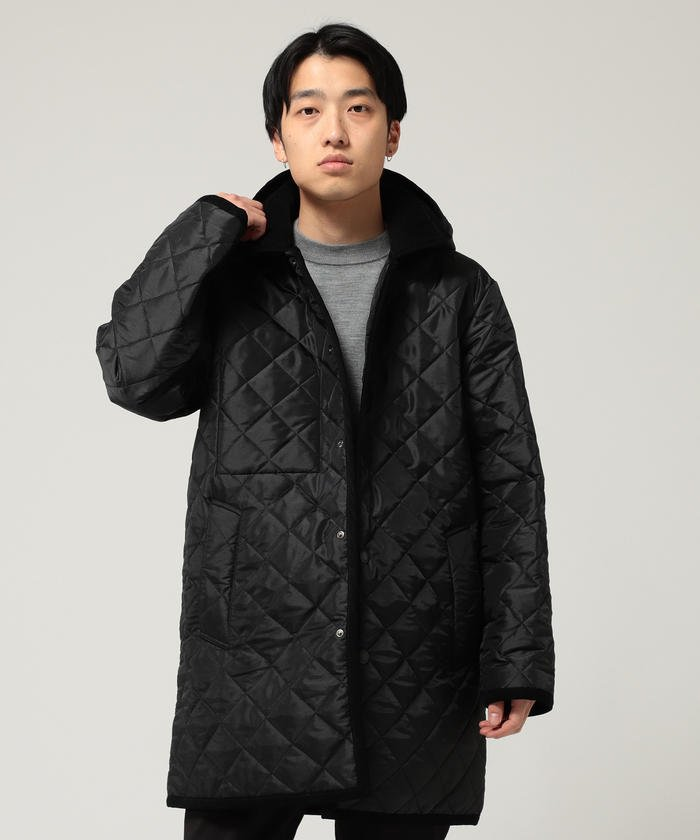 Traditional Weatherwear × BEAMS / 別注 KINGSWAY フーディー