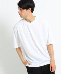 OPAQUE.CLIP/レーヨン混Tシャツ/502392741