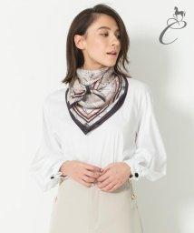 JIYU-KU /【Class Lounge】LETI PRINT スカーフ/502393017